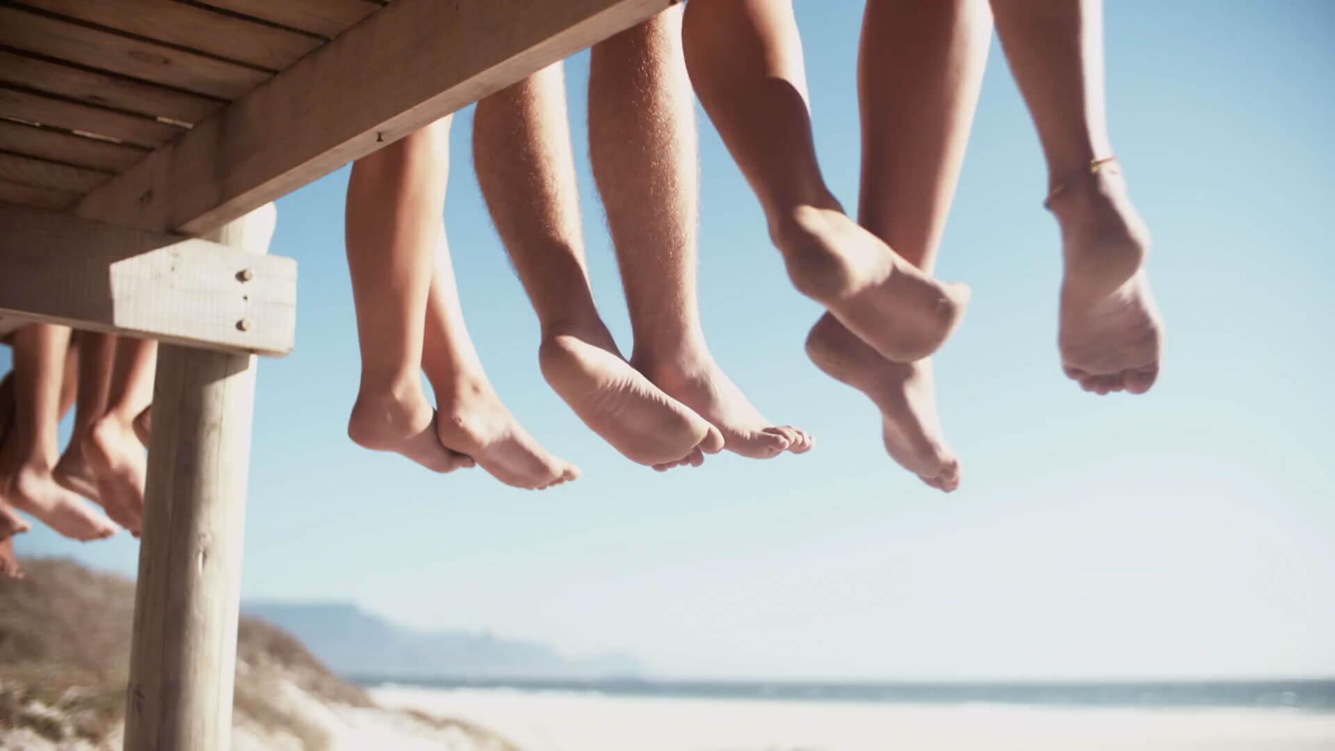 Michelsen Sko We Believe In Happy Feet